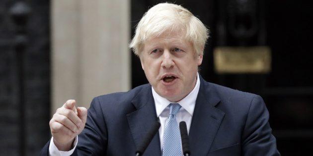 British PM