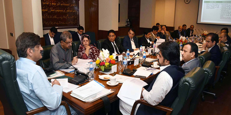 CM Sindh launches massive 'Clean My Karachi' drive