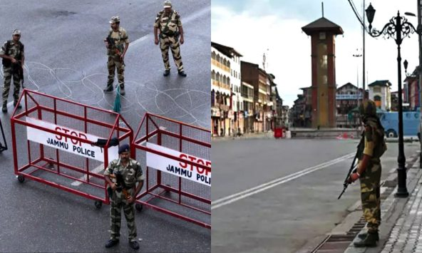 Kashmir blockade enters 30th consecutive day