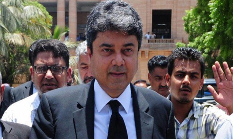 Farogh Naseem hints at invoking Article 149 in Karachi