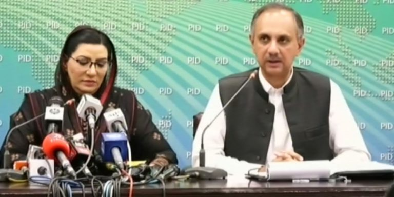 Firdous addresses federal cabinet meeting today
