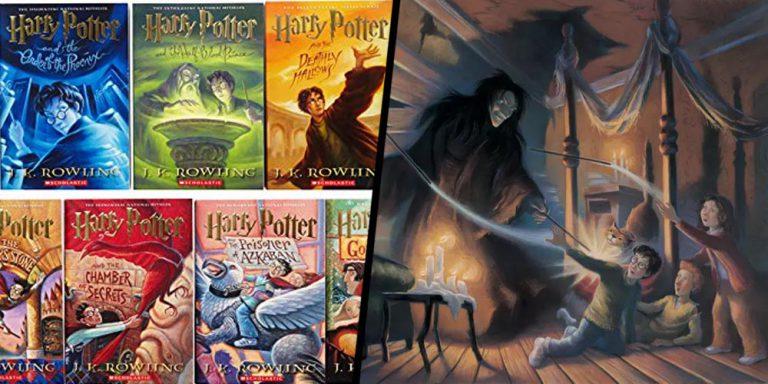 Harry potter books banned in school