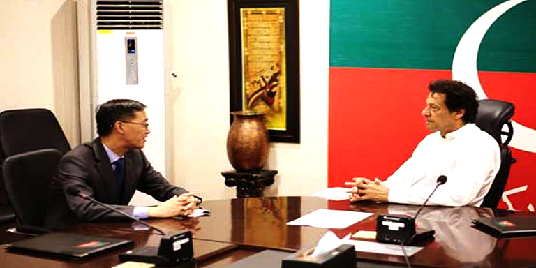 PM meets Chinese ambassador today