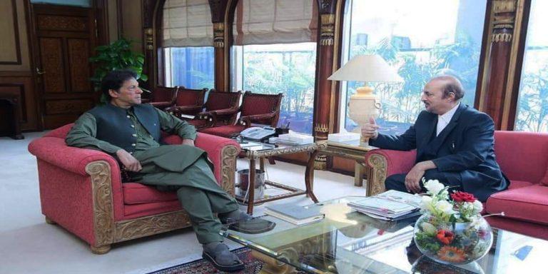 PM meets Babar Awan today