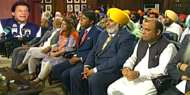 PM addresses Int'l Sikh Convention