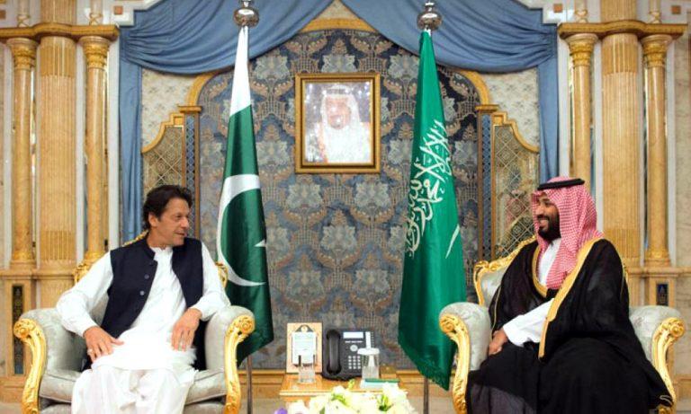 Pakistan PM Imran Khan to visit Saudi Arabia on Sept 19