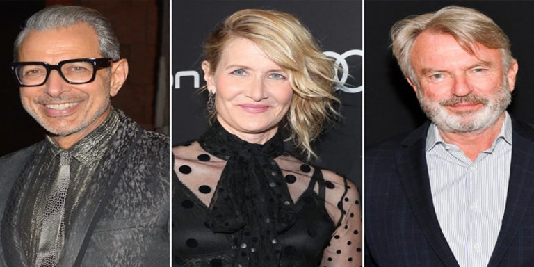 Original Jurassic Park cast to return for 'Jurassic World 3'