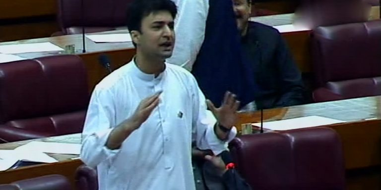 Murad Saeed's speech in NA today