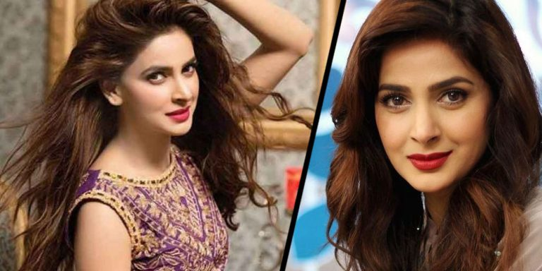 Saba Qamar to play role in 'Kamli'