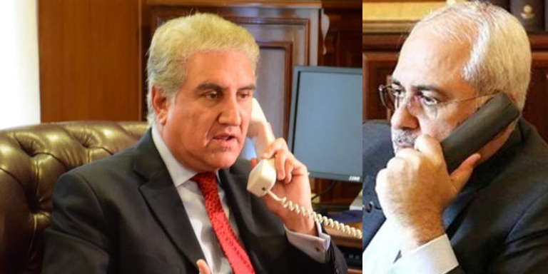 FM contacts his Iranian counterpart