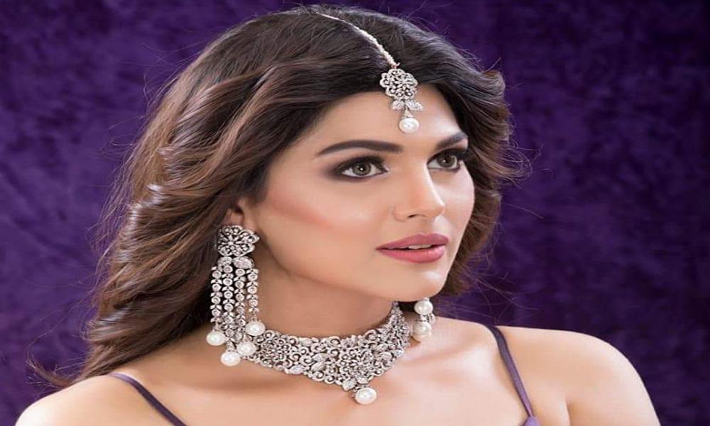 Pakistani model and actress