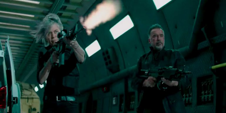 Trailer launched for Terminator: Dark Fate