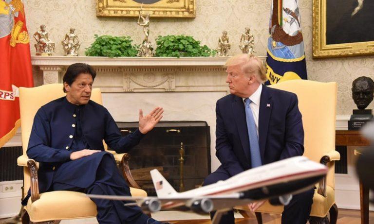 PM Khan's US visit