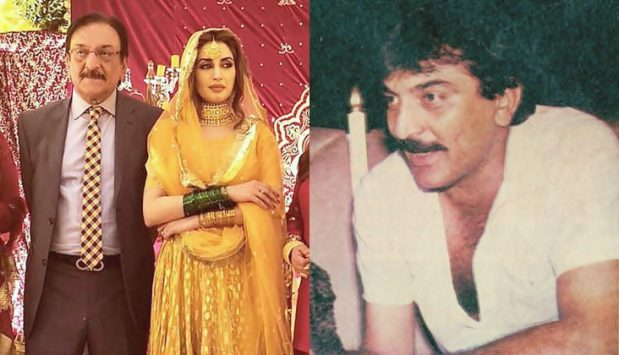 Pakistani T.V and film actor