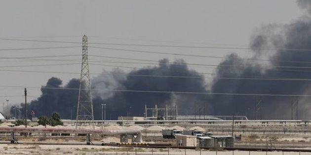 saudi drone attacks
