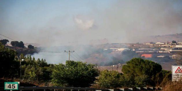 Hezbollah shot israeli drone