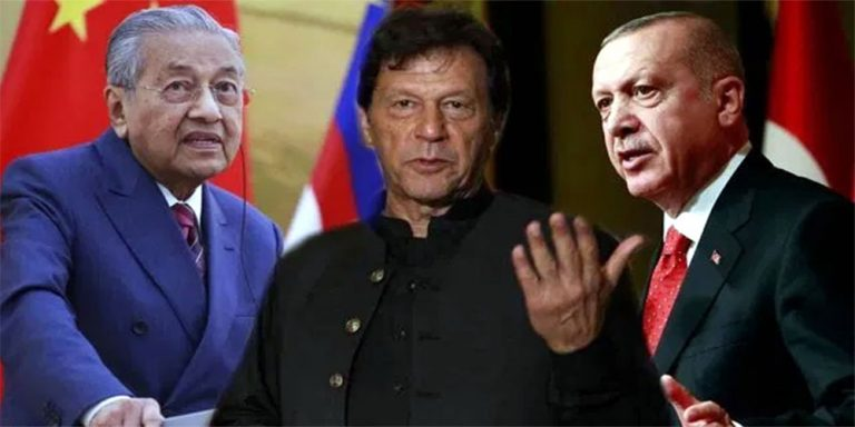 Pakistan, Malaysia and Turkey agree to further promote trilateral relations