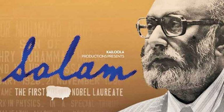Documentary on Dr Abdus Salam to release on Netflix next month