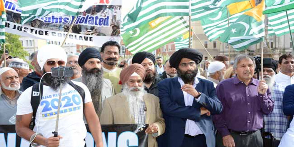 Sikhs urge international action