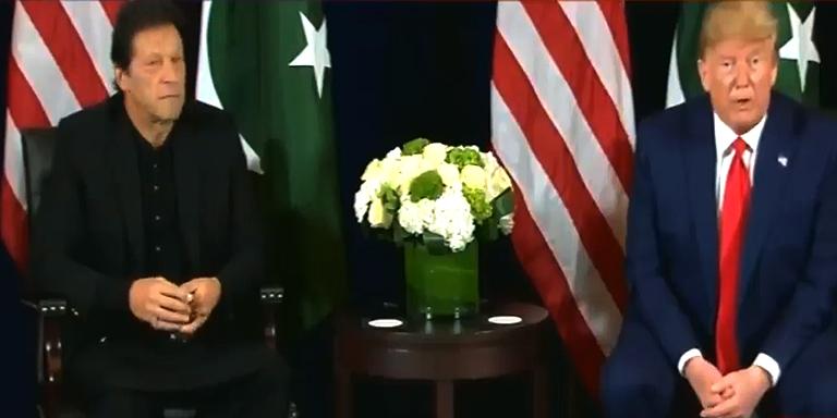 PM meets Trump