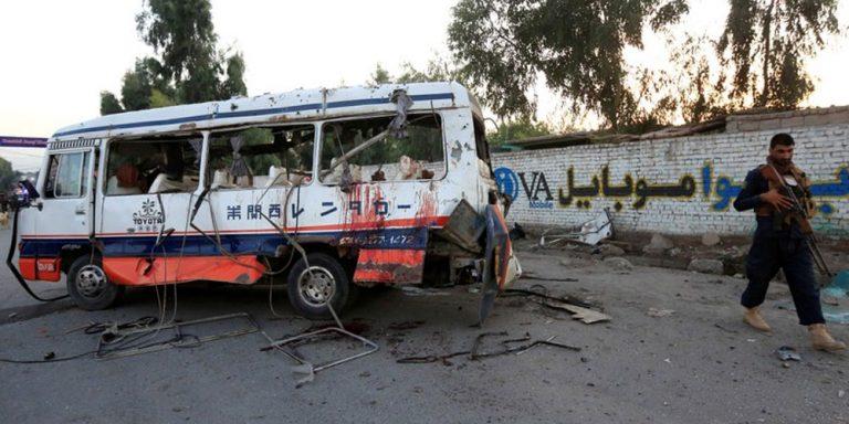Jalalabad blast kills three
