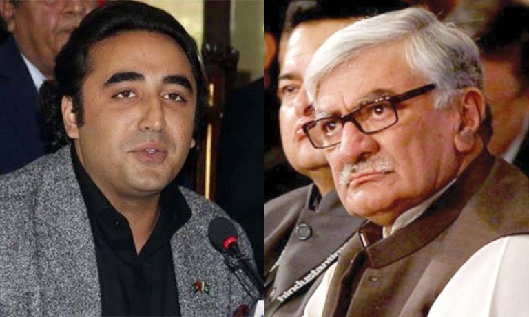 BILAWAL BHUTTO AND ASFANDYAR WALI WILL HAVE IMPORTANT MEETING TODAY