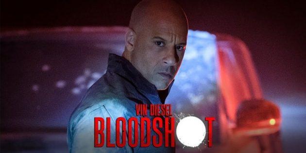 Vin Diesel starrer Blood shot's trailer released