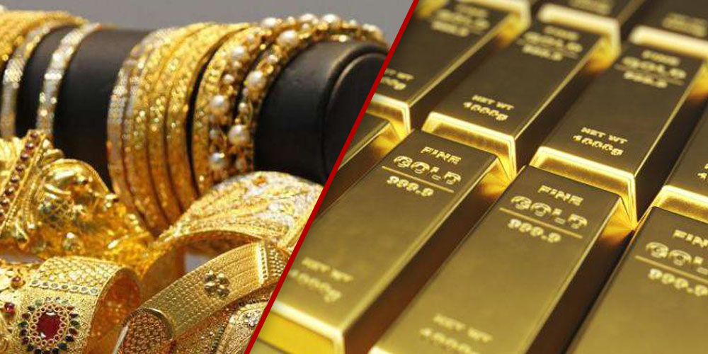Today Gold Rate In Saudia