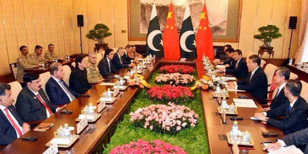 Prime Minister Imran khan visit to china