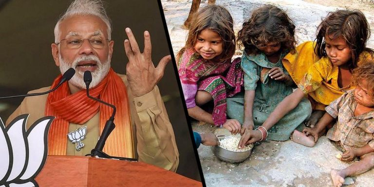 India is 102 in Hunger Index of 117 nations