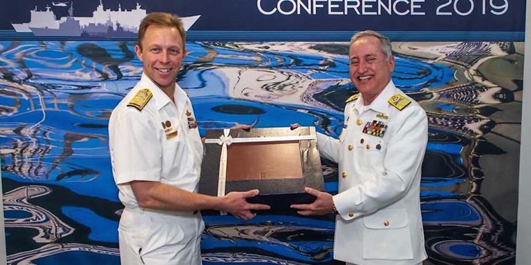 Naval Chief represents Pakistan at three-day Sea Power Conference 2019 in Australia