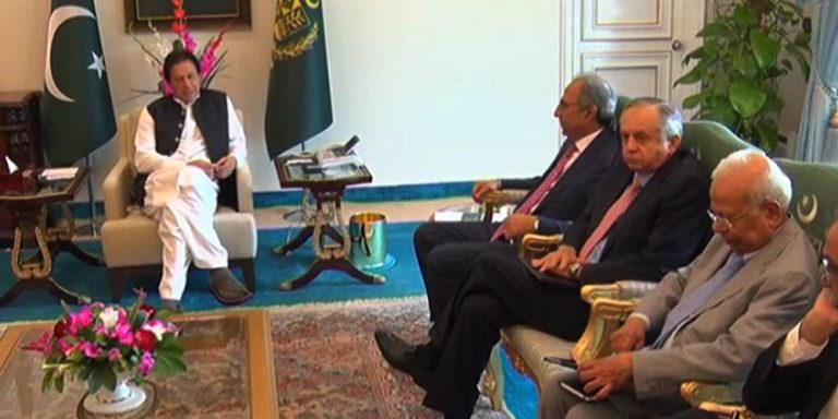 PM Imran reviews economic situation of country