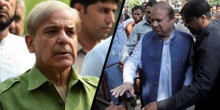 Shehbaz Sharif to deliberate on Azadi March with Nawaz in jail today
