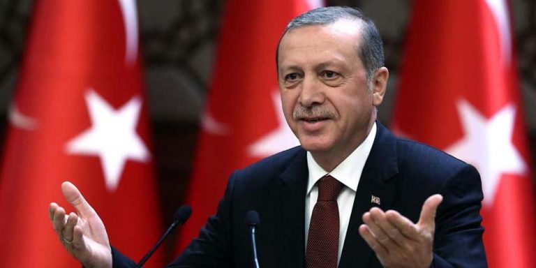 Gallup International Survey says that Turkish President Recep Tayyip Erdogan has been declared as the most popular Muslim political leader in the world.