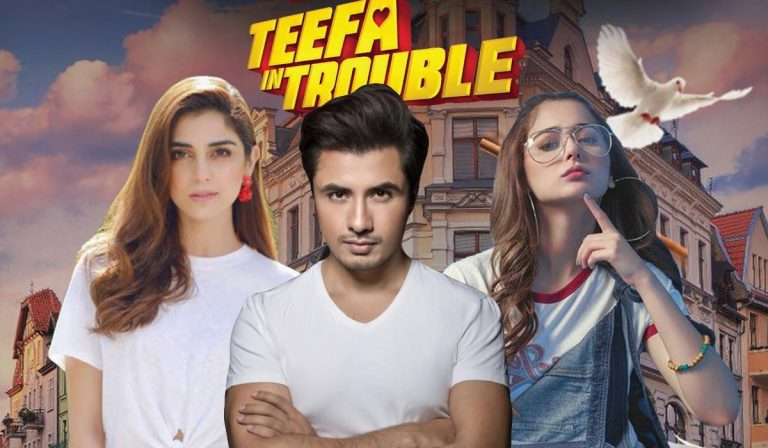 """Hania Aamir Was Almost Finalized For Teefa In Trouble,"" Reveals Ali Zafar"