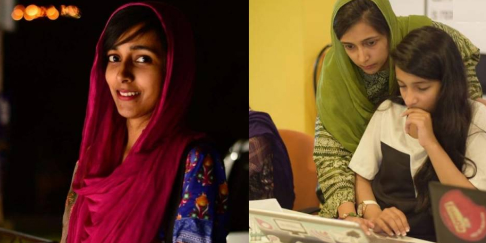 Aqsa Kausar becomes Pakistan's first female machine learning expert