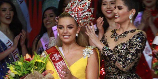 Miss Asia Pacific International 2019