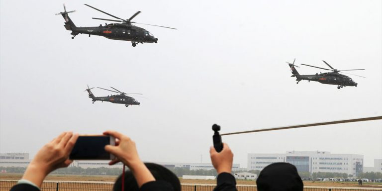 China helicopter expo 2019