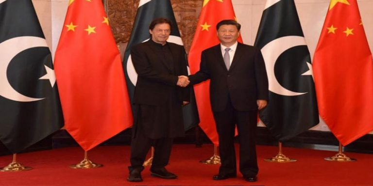 PM, Chinese President discuss bilateral relations, regional situation