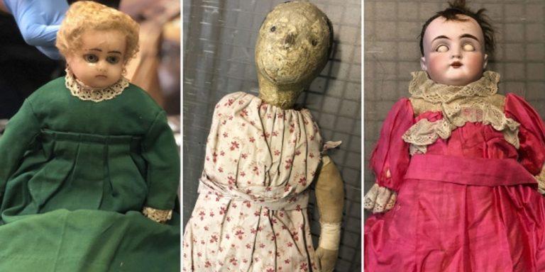 Creepy doll contest held in Minnesota