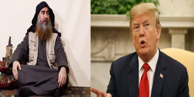 Trump asks for AlBaghdadi's murder footage