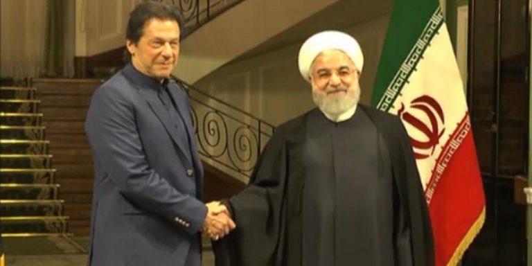 Pakistan, Iran agree to resolve all regional issues