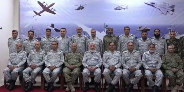 Pakistan Navy Exercise RIBAT-2019