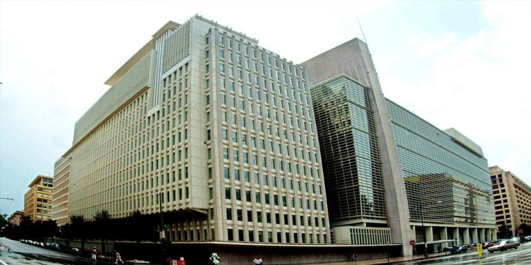 Wold Bank issues a report on Wold Bank's economic growth