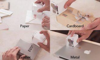 smallest mobile colour printer