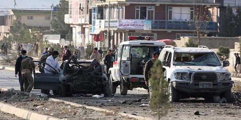 Kabul explosion kills seven