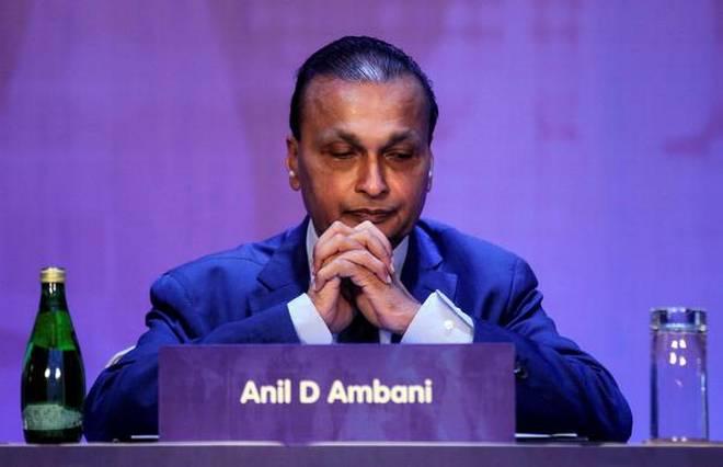Anil Ambani resigned