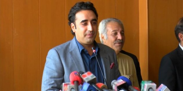 Bilawal Bhutto seaks justice for mother Benazir Bhutto