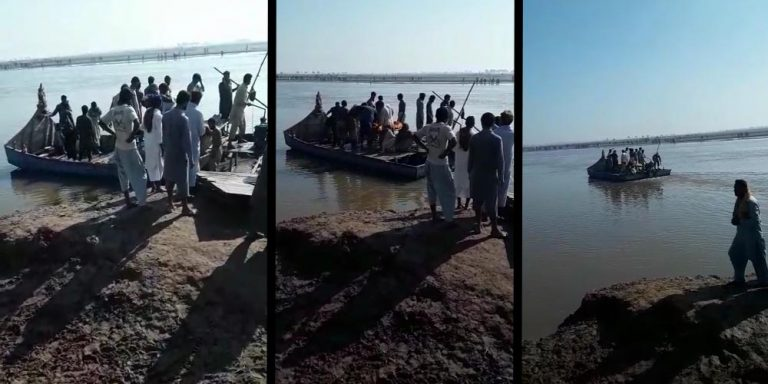 Forty drowned as boat capsizes off in River Sutlej