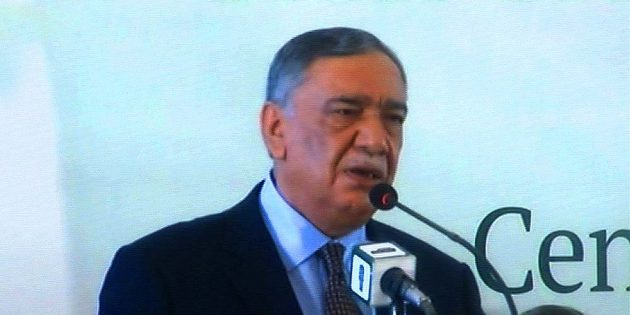 Chief Justice of Pakistan Justice Asif Saeed Khosa